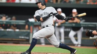 Detroit Tigers reportedly sign former Yankees catcher Austin Romine