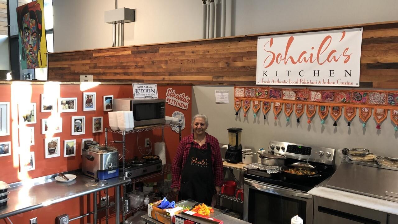 Sohaila's Kitchen