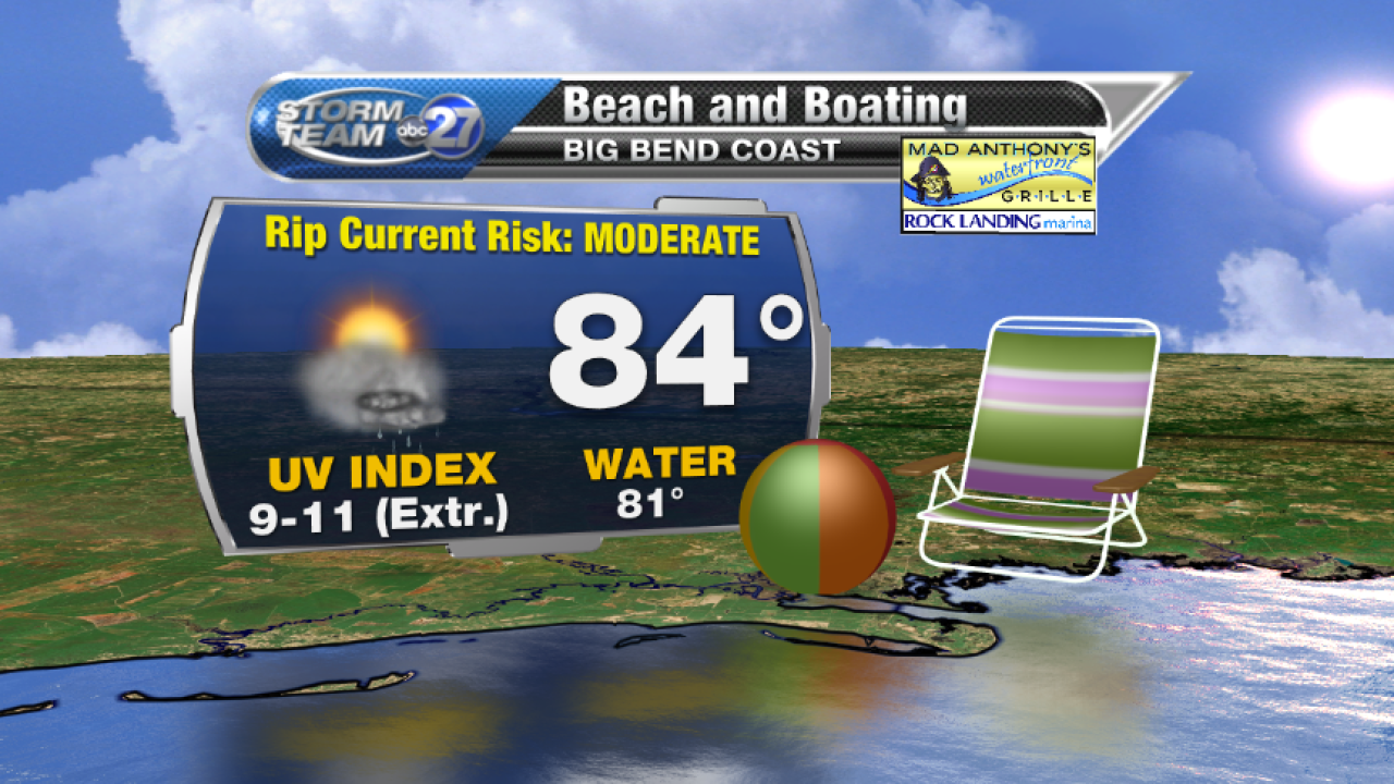 Beach and Boating forecast B (05/30/2017)