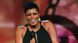 Sommore at Comedy Central's Flavor Flav Roast.