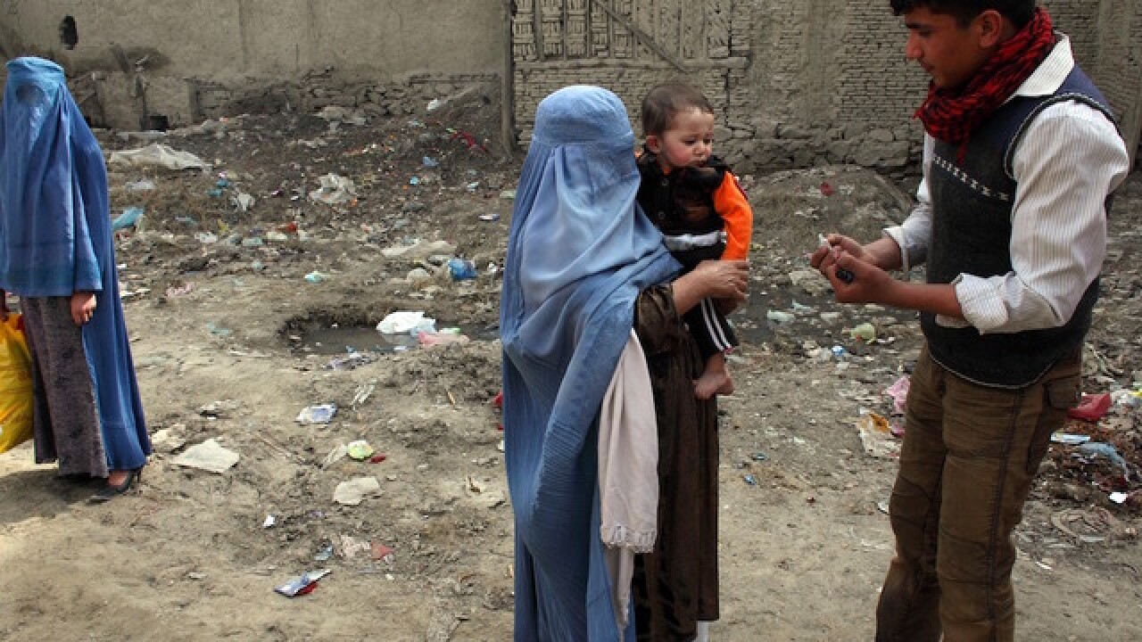 Today is World Polio Day: There is no cure for the disease, but we're close to eradication