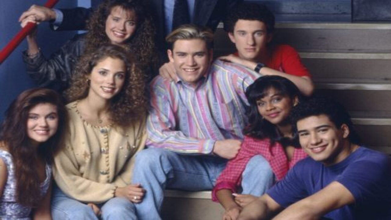A 'Saved By The Bell' Reboot Is In The Works