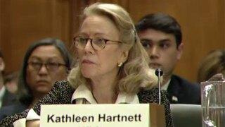 Trump nominee for environmental role accused of plagiarizing Senate testimony