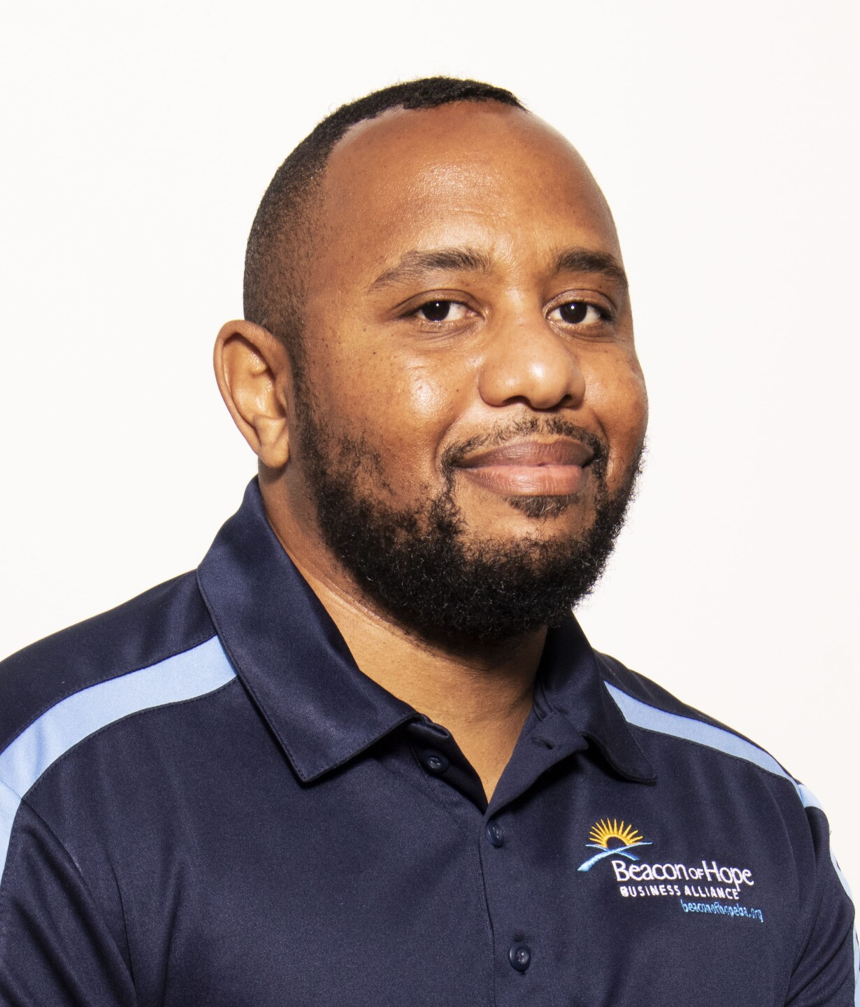Rayshun Holt is program director for the Beacon of Hope Business Alliance at Cincinnati Works.
