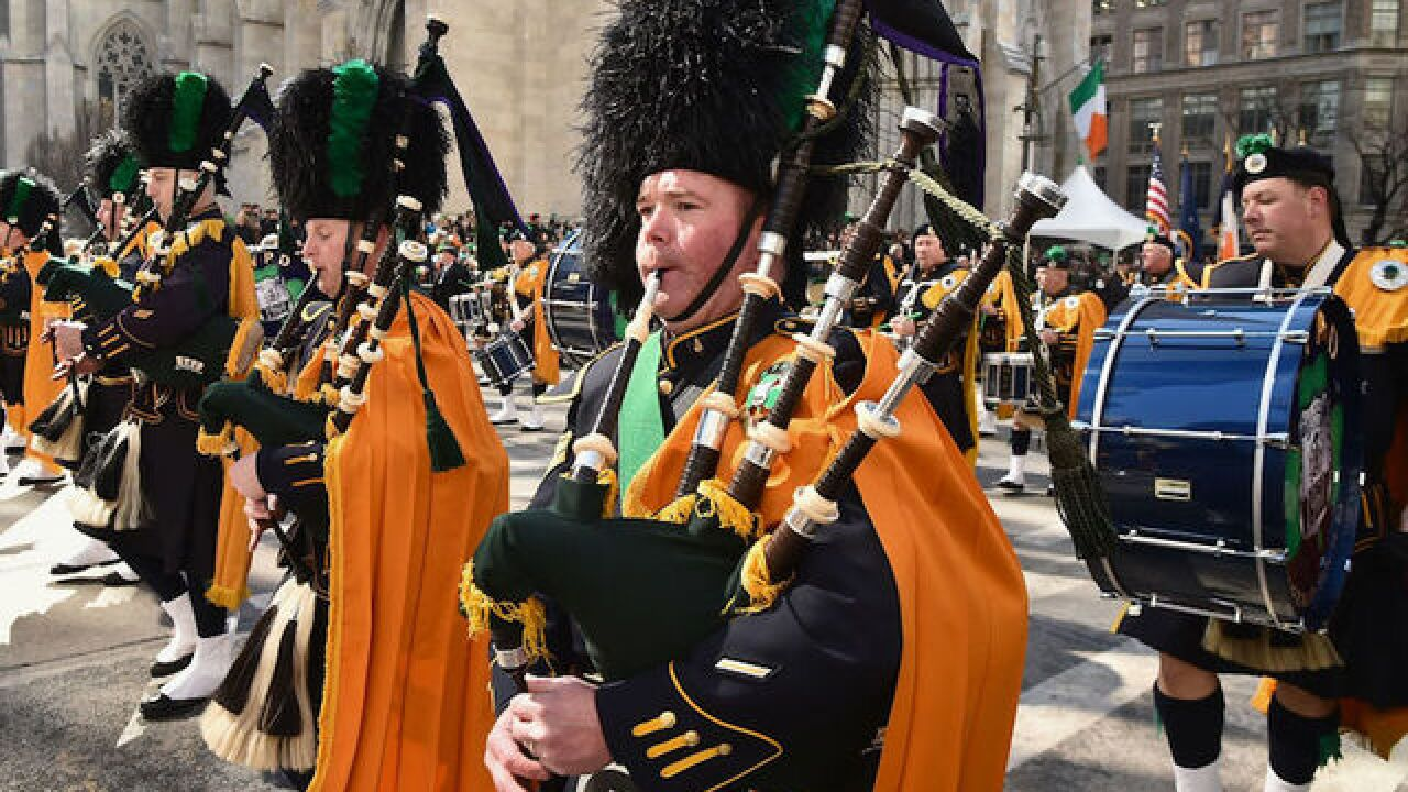 St. Patrick's Day 2018 by the numbers: 60 percent of Americans will celebrate