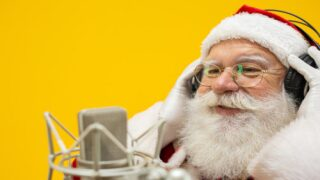 Santa Explains The Coronavirus In This New Podcast Episode For Kids