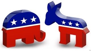 The votes statewide candidates & amendments received in each or all of Florida's 67 counties
