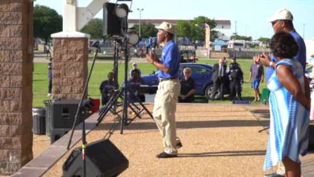 Hampton city officials address community after Buckroe Beach shooting