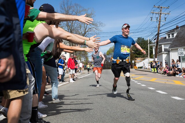 2017 Boston Marathon captured in photos