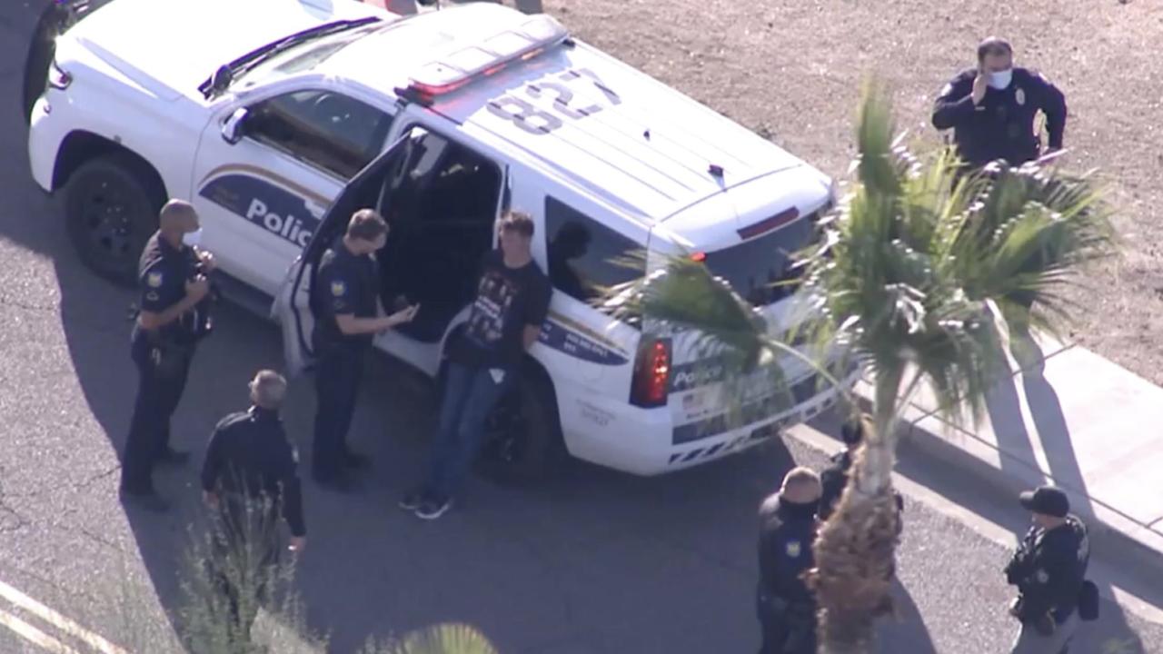 Eric Maes arrest
