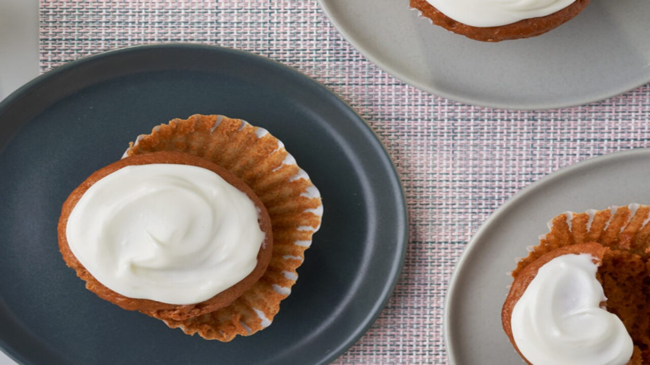 Tomato Soup Cake: Vintage Cupcake Recipe Is Actually Made With A Can Of Campbell's Soup