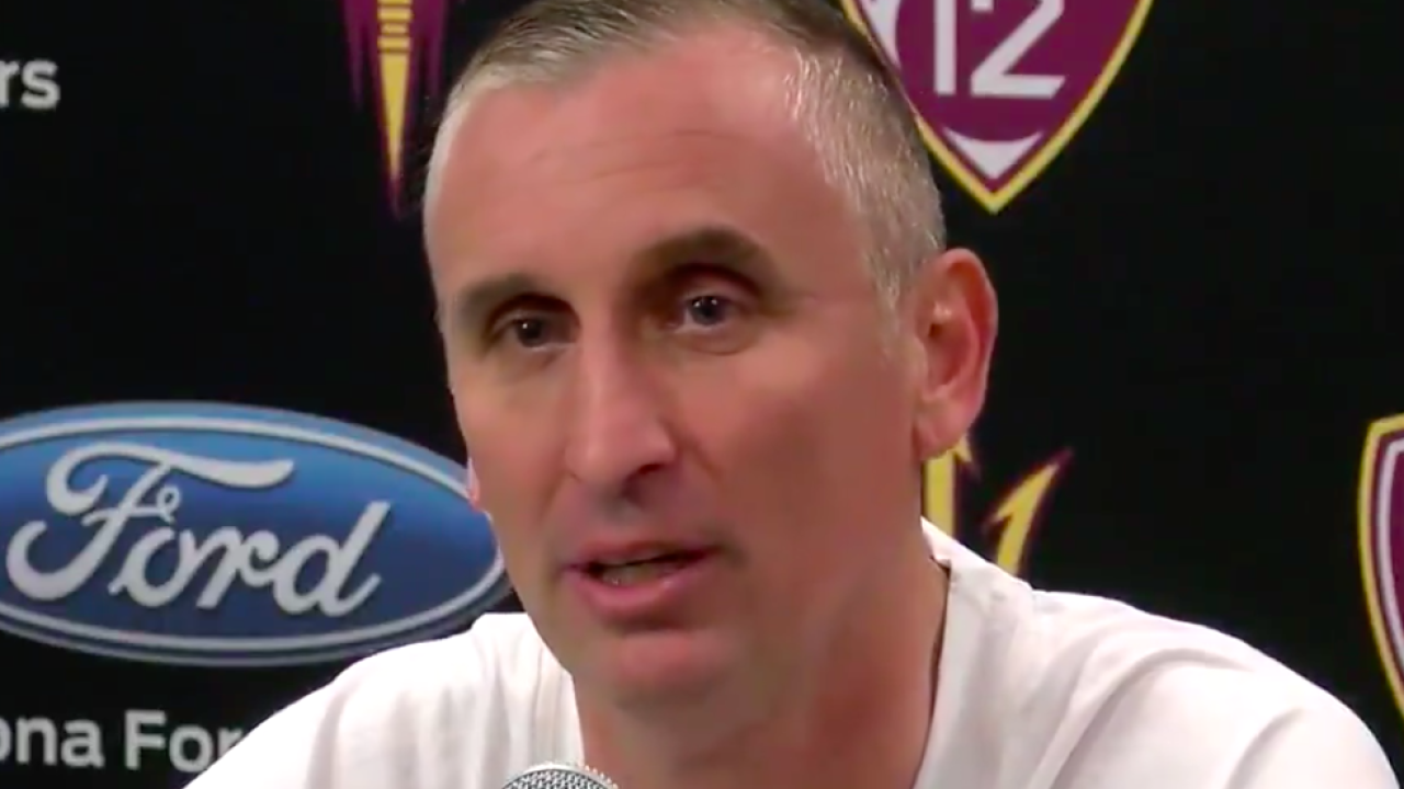 7d24e8ff3e2c Report  ASU coach Bobby Hurley at  top of list  for St. John s head  coaching job