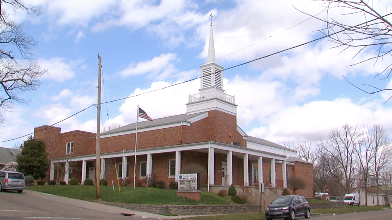 Revelation Missionary Baptist Church in Mount Healthy