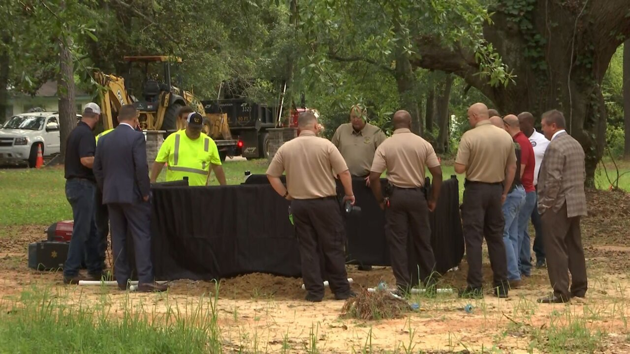 Funeral director arrested on 2 counts of abuse of corpse following excavation of graves
