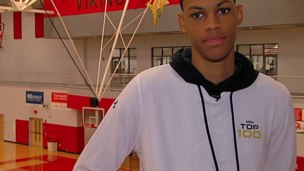 Princeton basketball standout Darius Bazley reflects on Syracuse, his summer and recruiting process