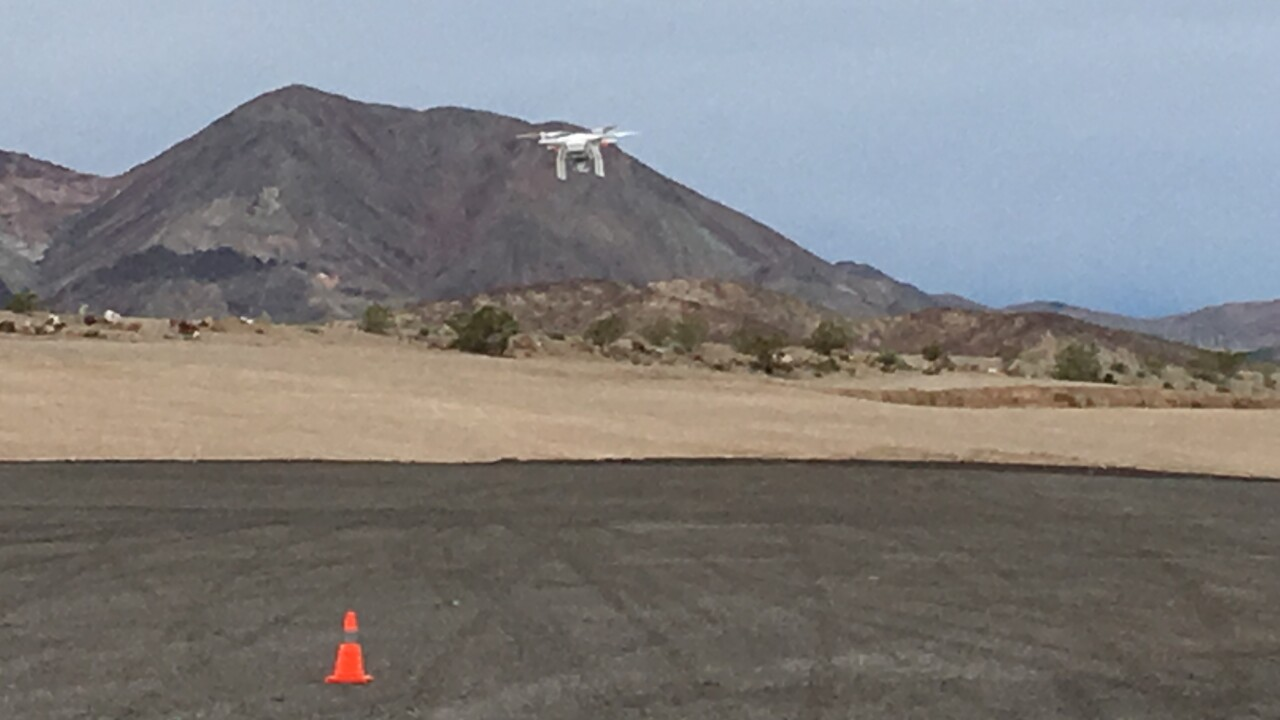 Las Vegas is already known at the entertainment capital of the world but the it could soon be the drone conference capital of the world as Nevada continues to be an attractive proving ground for the growing industry.
