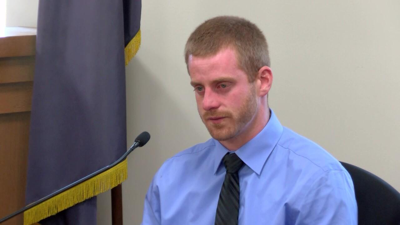 Daniel Grady was sentenced for killing 22-year-old Rebecca Romero