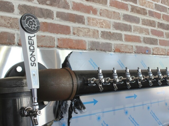 Sonder Brewing putting final touches on Mason taproom