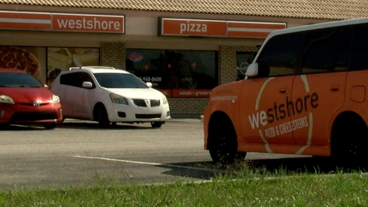 Dirty Dining: Westshore Pizza closes for roaches