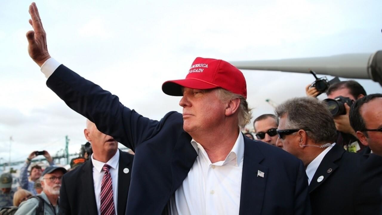 Trump's Cinco de Mayo tweet draws ire