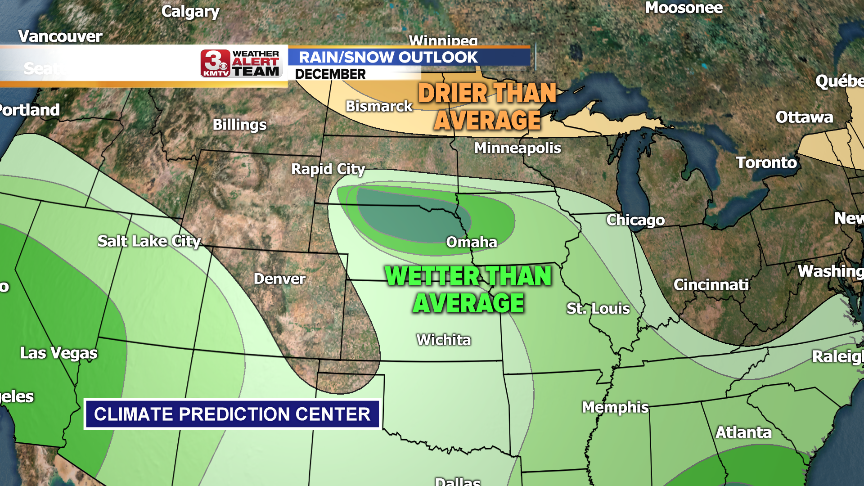 December Precip Outlook