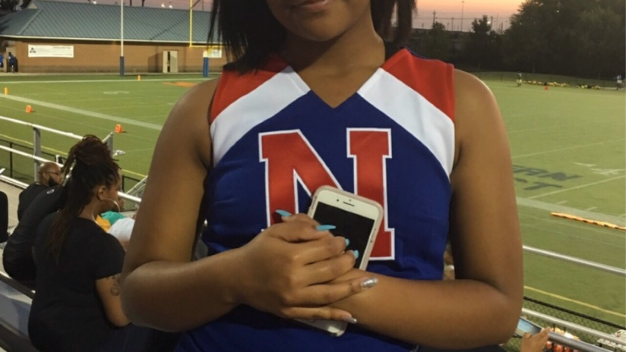 Kayla L. Johnson class of 2020 Norview High School.  Cheerleader and Dancer.  National Honor Society for Arts and Spanish..jpeg