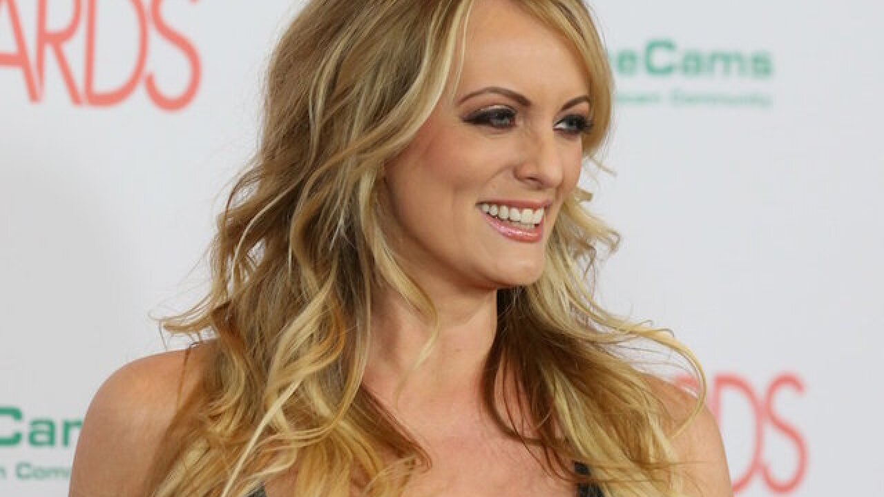 Report: Porn star Stormy Daniels, who allegedly had affair with Trump, bringing tour to San Diego