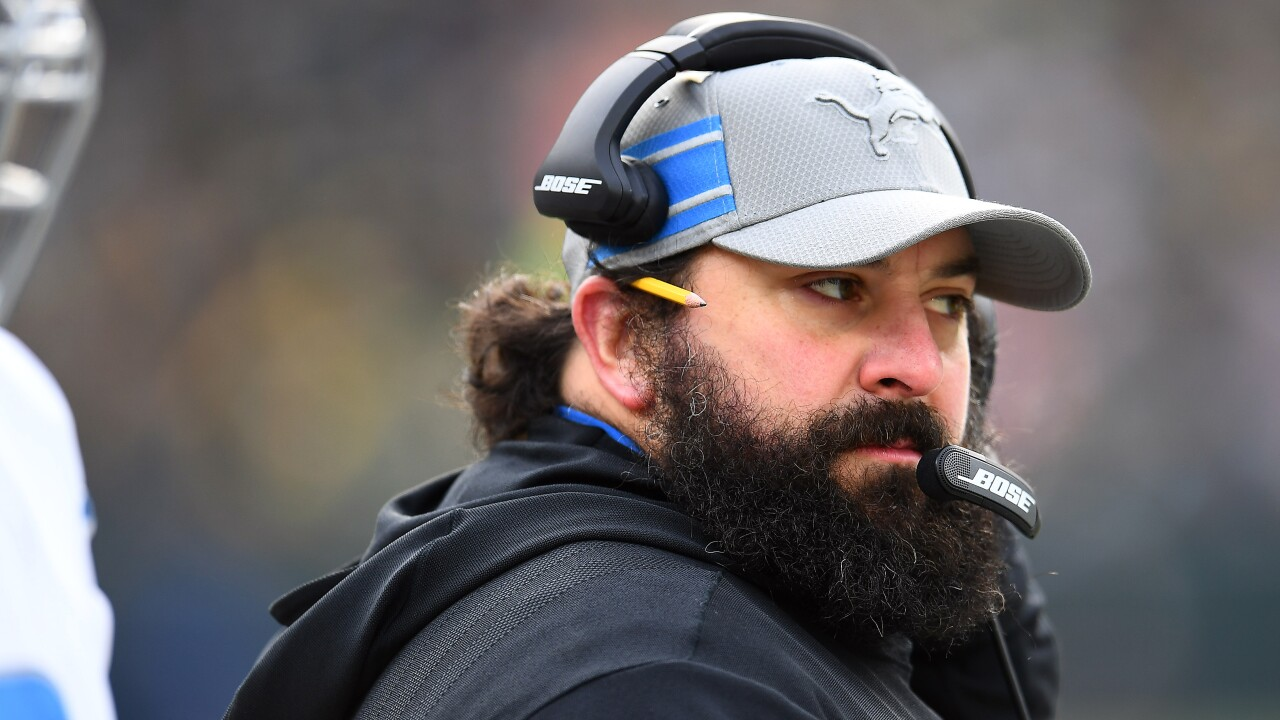 Lions End Worst Year Since 2012 In Patricia S First Season