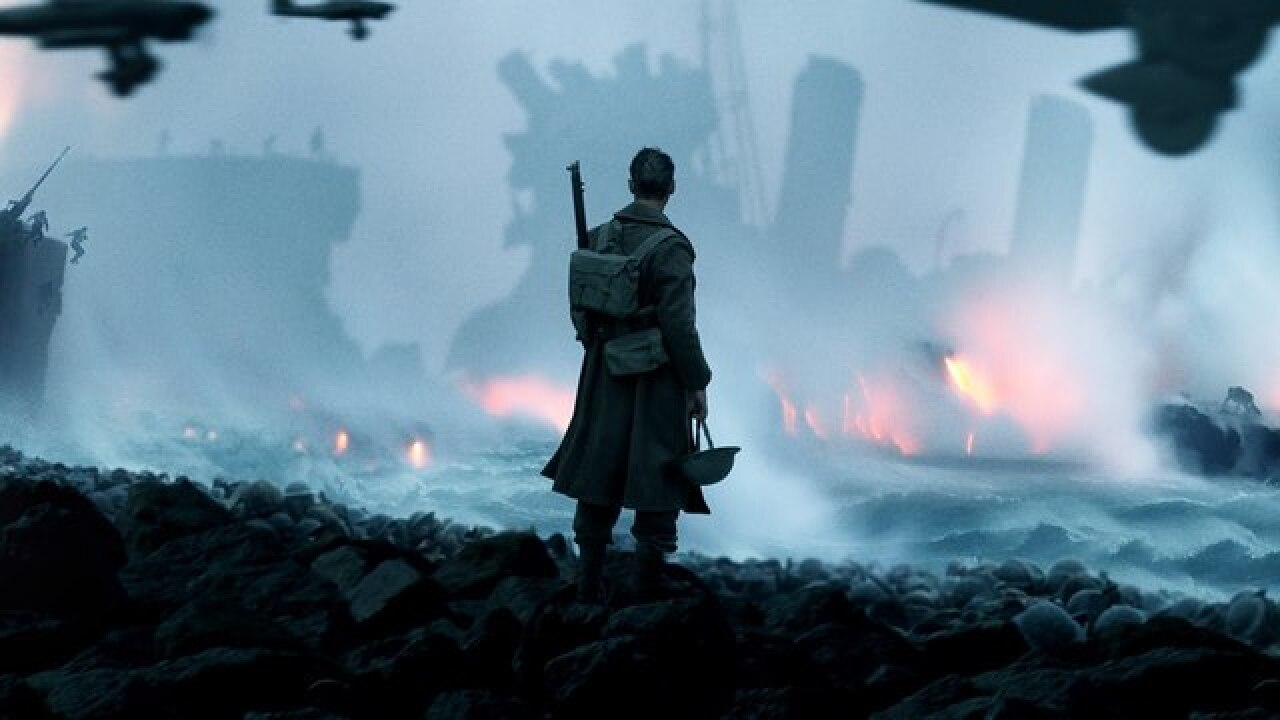 Stirring, poignant 'Dunkirk' hits home video