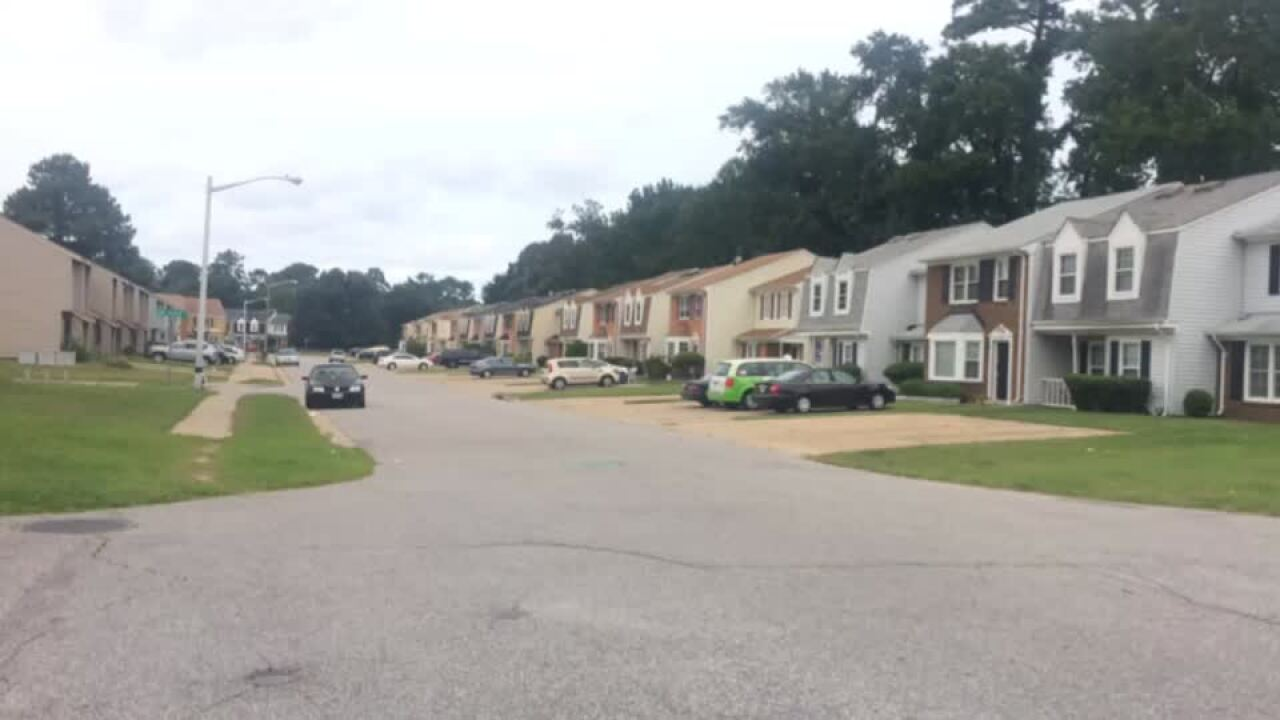 Suspect arrested in connection to Virginia Beach double shooting that injured teenage boy,woman