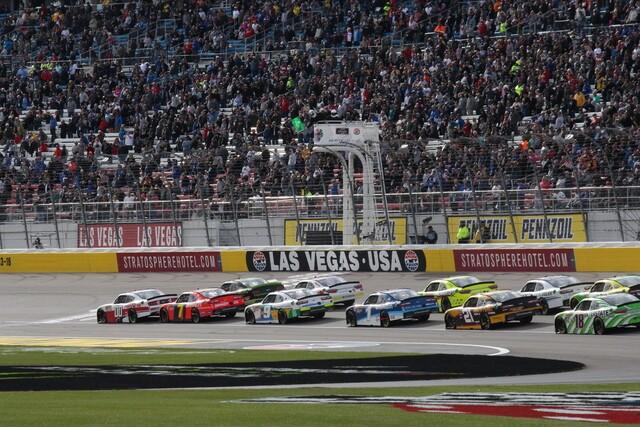 PHOTOS: NASCAR Weekend at the Las Vegas Motor Speedway | 2018