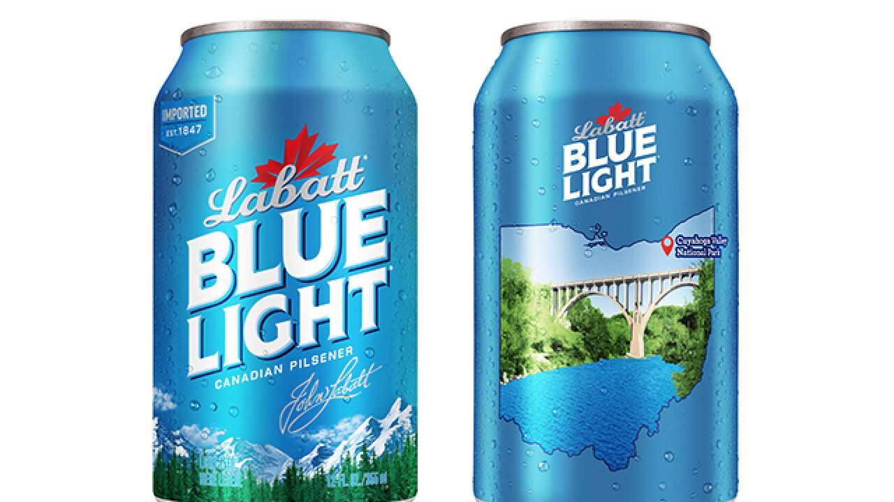 Beloved NE Ohio destinations appear on beer cans