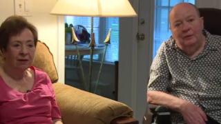 Honoring a Chesterfield woman who cares for her husband with ALS