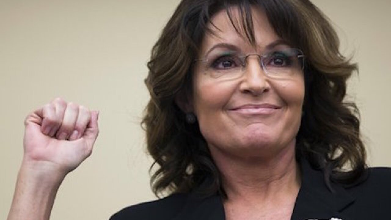 Palin slams Ryan on Trump decision