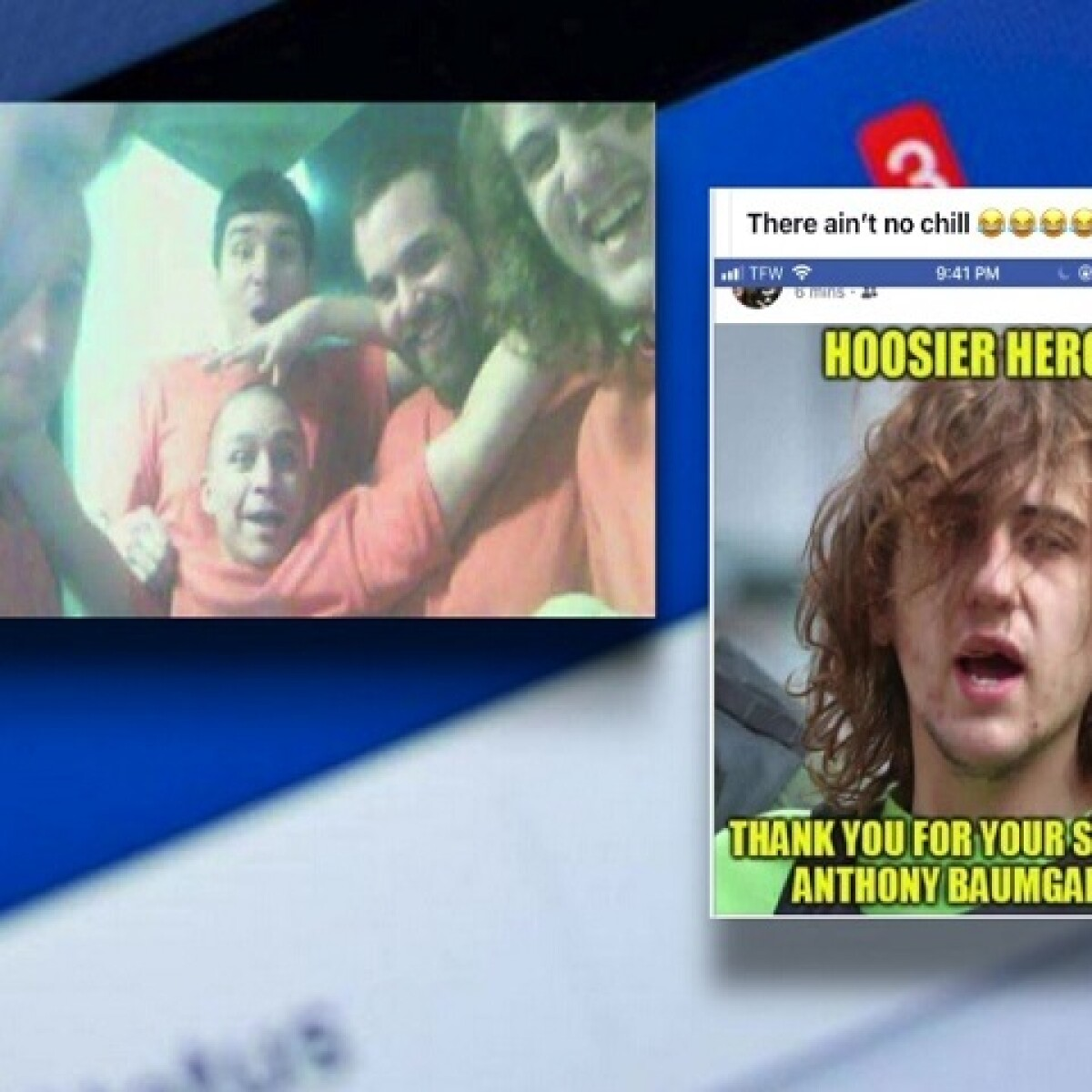 Accused Killer Of Boone County Sheriff's Deputy Sharing