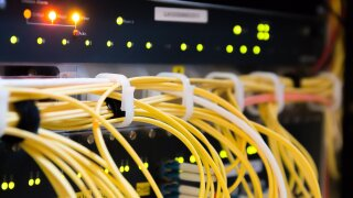 servers server internet networking cable wires