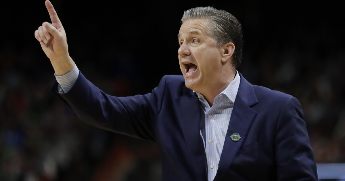 Annual John Calipari Women's Clinic held at Rupp Arena