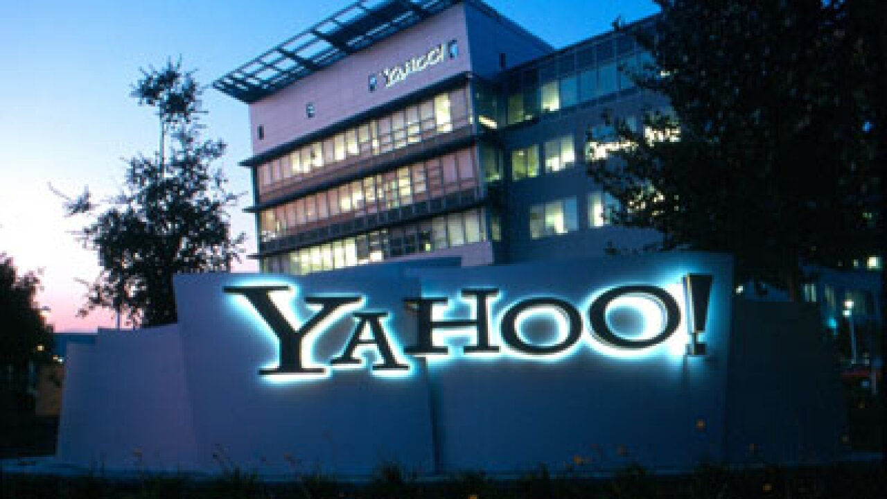 Yahoo hacked, 450,000 passwords posted online