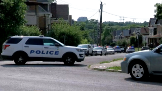 WCPO Evanston shots fired scene.png