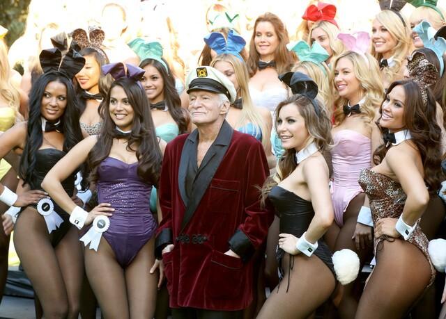 Photos: Hugh Hefner's life as a playboy