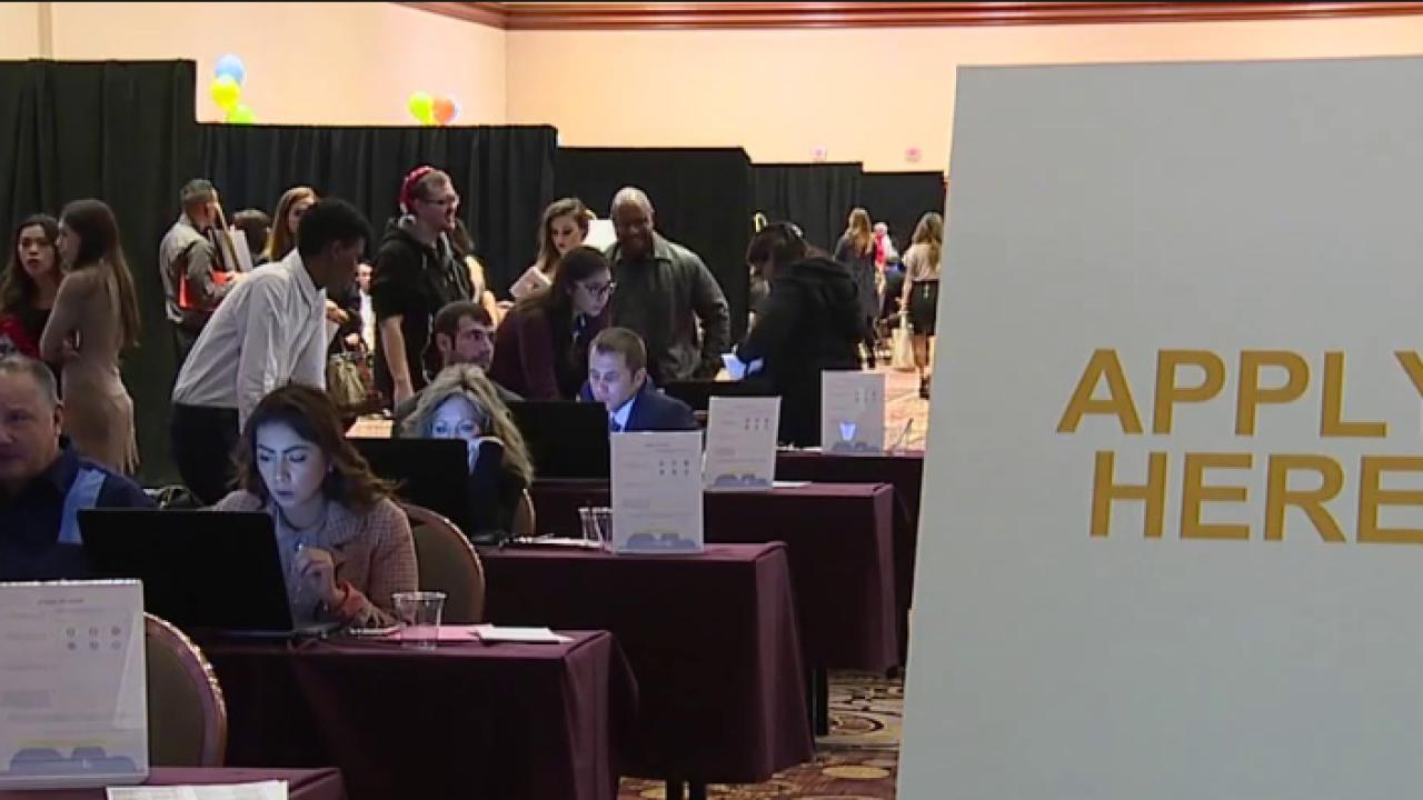 Career fairs in Las Vegas | March 2019