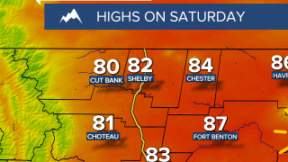 Mostly Sunny, Warm, and Breezy This Weekend