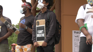 Bozeman Rally for Black Lives draws more than 1,000 marchers downtown