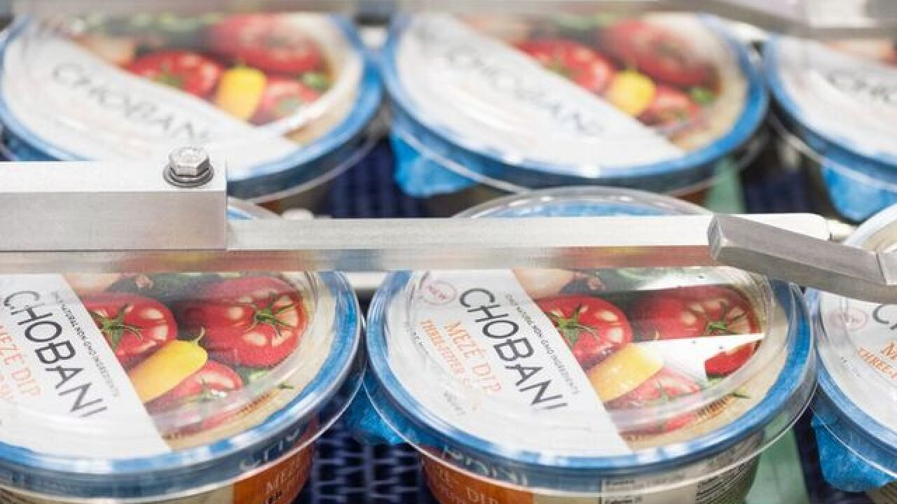 Chobani announces $20 million expansion