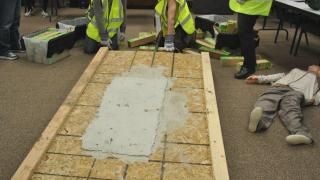 Community Emergency Response Team conducts training