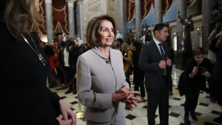 Pelosi says House will vote to appoint impeachment managers Wednesday, reports say