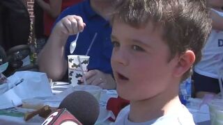 WATCH: Hilarious kids discuss food at Indiana State Fair