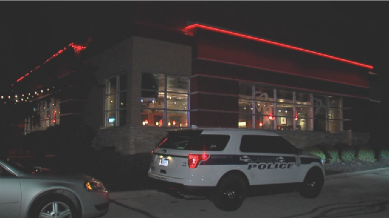 One person injured, one arrested after gun incident at Carmel Red Robin