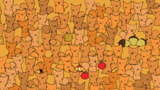 Find The Mouse Among The Squirrels In This Puzzle