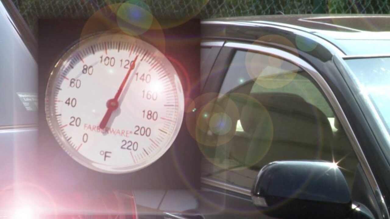 2 separate hot-car deaths of infants investigated in Phoenix